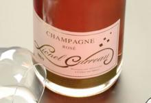 Champagne Lionel Carreau. Rosé