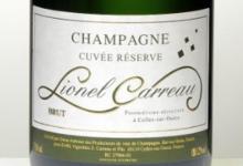 Champagne Lionel Carreau. Réserve