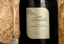 Champagne Lionel Carreau. Cuvée Préembulles
