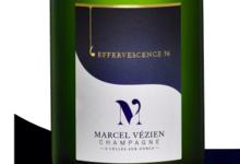 Champagne Marcel Vézien. Effervescence 56