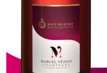 Champagne Marcel Vézien. Nuit de rubis