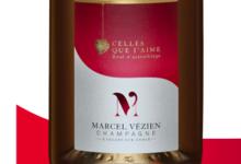 Champagne Marcel Vézien. Celles que j'aime