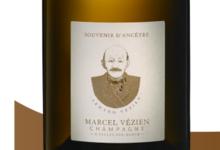 Champagne Marcel Vézien. Souvenir d'ancêtre