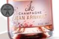 Champagne Jean Arnoult. Brut rosé
