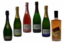 Champagne Joffrey. Coffret découverte