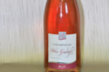 Champagne Péhu Guiardel. champagne brut rosé
