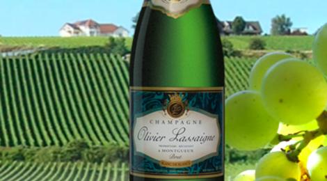 Champagne Olivier Lassaigne. Cuvée blanc de blancs