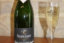 Champagne Philippe Legout. Brut