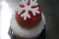 Boulangerie-Pâtisserie Pains et Délices. Religieuse de Noël