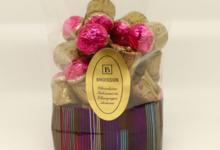 Chocogil. Bouchons chocolat à la liqueur de Ratafia Champenois