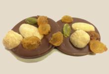 Chocogil. Mendiants chocolat lait