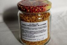 Rucher du Miel d'Or de chez JEK. Pollen