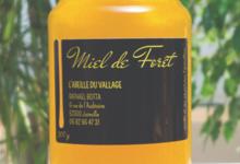 L'abeille du Vallage. Miel de forêt