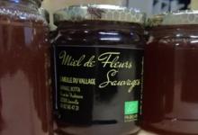 L'abeille du Vallage. Miel de fleurs sauvages