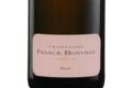 Champagne Franck Bonville. Brut grand cru rosé