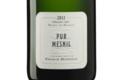 Champagne Franck Bonville. Pur Mesnil. grand cru blanc de blancs