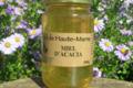 L'Abeille Haut-Marnaise. Miel d'acacia