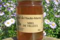 L'Abeille Haut-Marnaise. Miel de tilleul