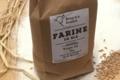 Elevage de la Cordellerie. Farine de blé