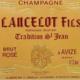 Champagne Lancelot-Goussard. Rosé Brut Tradition Saint Jean