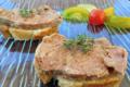 La Ferme d'Orchamps. Terrine de canard au foie gras