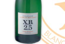 Champagne Le Brun Servenay. Champagne blanc de blancs X.B.2.5.