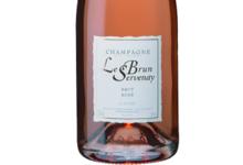 Champagne Le Brun Servenay. Juste rosé