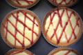 Boulangerie Diderot. Tartelette chocolat framboise