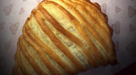 Boulangerie Diderot. Chausson aux pommes