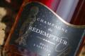Champagne Du Rédempteur. Cuvée Rédempteur brut rosé