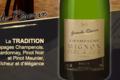 Champagne Mignon Père et Fils. Grande réserve