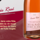Champagne Mignon Père et Fils. Rosé