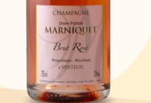 Champagne Jean Pierre Marniquet. Brut rosé