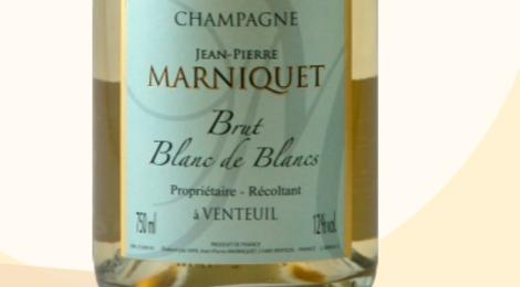 Champagne Jean Pierre Marniquet. Brut blanc de blancs