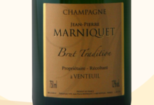 Champagne Jean Pierre Marniquet. Brut tradition