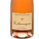 Champagne B. Hennequin. Brut rosé