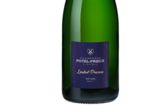 Champagne Potel Prieux. Brut nature