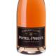 Champagne Potel Prieux. Brut rosé