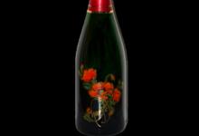 Champagne Mignon Mignon. Fleur millésime brut