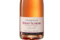 Champagne Bérat Schenk. Rosé prestige