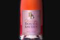 Champagne Boude-Baudin. Brut rosé
