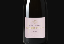 Champagne Michel Fagot. Brut rosé premier cru