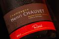 Champagne Henri Chauvet. Brut Rosé