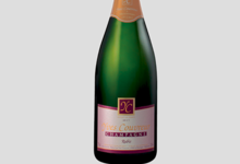 Champagne Yves Couvreur. Cuvée rubis