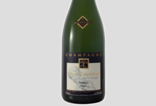 Champagne Yves Couvreur. Cuvée audace