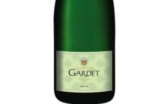 Champagne Gardet. Demi-sec