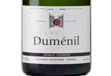 Champagne Dumenil. Grande réserve