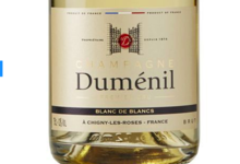 Champagne Dumenil. Blanc de blancs