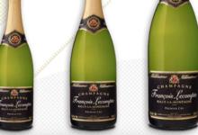 Champagne François Lecompte. Brut millésimé
