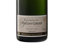 Champagne Vincent Gerlier. Brut tradition